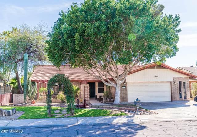 4913 W Seldon Lane, Glendale, AZ 85302 (MLS #6195203) :: Devor Real Estate Associates