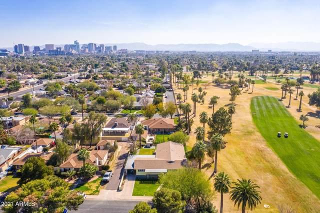 733 W Virginia Avenue, Phoenix, AZ 85007 (MLS #6195213) :: Yost Realty Group at RE/MAX Casa Grande
