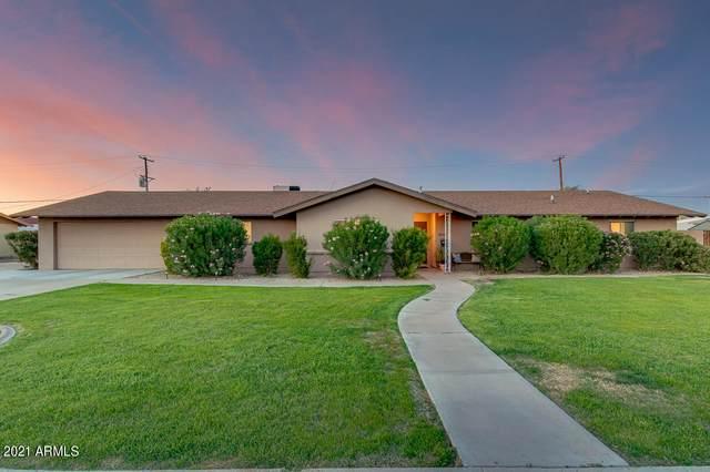 1876 E Palmcroft Drive NE, Tempe, AZ 85282 (MLS #6195221) :: Yost Realty Group at RE/MAX Casa Grande