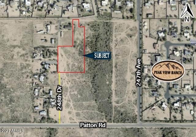 28429 N 248th Drive, Wittmann, AZ 85361 (MLS #6195232) :: Yost Realty Group at RE/MAX Casa Grande