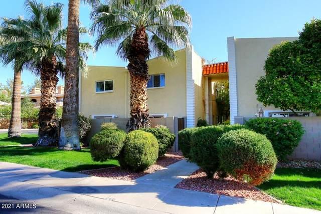 4925 N 73RD Street #14, Scottsdale, AZ 85251 (MLS #6195251) :: Yost Realty Group at RE/MAX Casa Grande