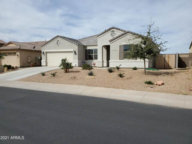 3774 N 304TH Avenue, Buckeye, AZ 85396 (MLS #6195268) :: Homehelper Consultants