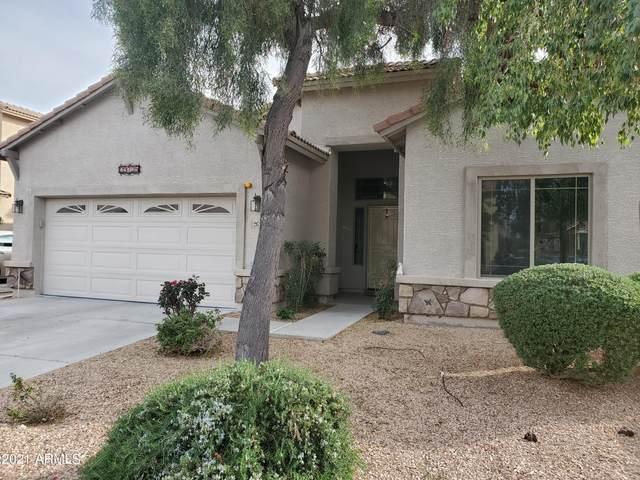 29725 W Mitchell Avenue, Buckeye, AZ 85396 (MLS #6195269) :: Devor Real Estate Associates