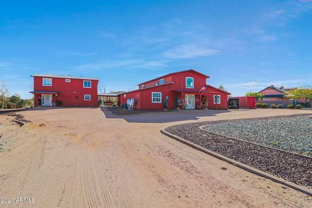 21403 W Cloud Road, Wittmann, AZ 85361 (MLS #6195281) :: Yost Realty Group at RE/MAX Casa Grande