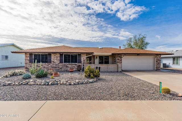 9521 W Brokenstone Drive, Sun City, AZ 85351 (MLS #6195297) :: Long Realty West Valley