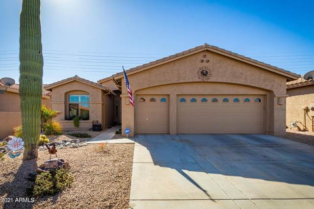 9831 E Stoney Vista Drive, Sun Lakes, AZ 85248 (MLS #6195299) :: Yost Realty Group at RE/MAX Casa Grande