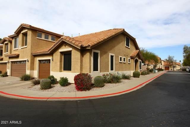 5415 E Mckellips Road #63, Mesa, AZ 85215 (MLS #6195307) :: The Newman Team