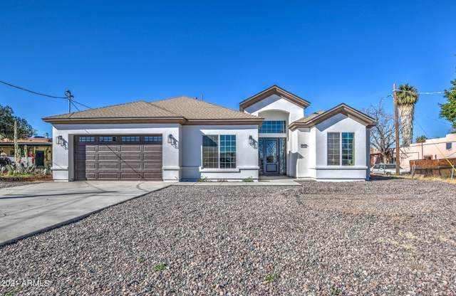 6434 S 12th Street, Phoenix, AZ 85042 (MLS #6195351) :: Yost Realty Group at RE/MAX Casa Grande
