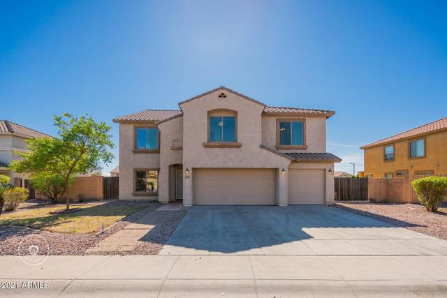 22643 W Ashleigh Marie Drive, Buckeye, AZ 85326 (MLS #6195372) :: Yost Realty Group at RE/MAX Casa Grande