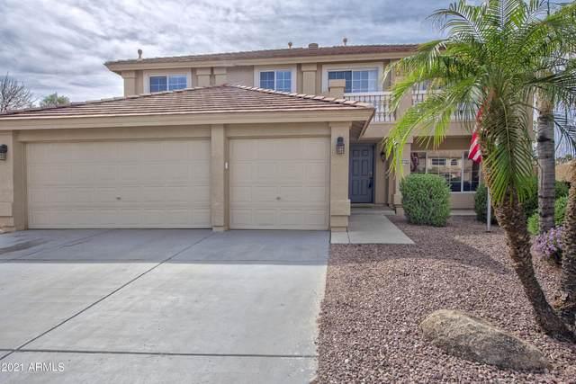26062 N 71ST Lane, Peoria, AZ 85383 (MLS #6195392) :: Howe Realty