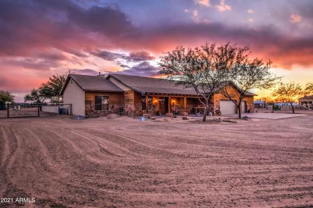 34415 W Jo Blanca Road, Stanfield, AZ 85172 (MLS #6195407) :: Yost Realty Group at RE/MAX Casa Grande