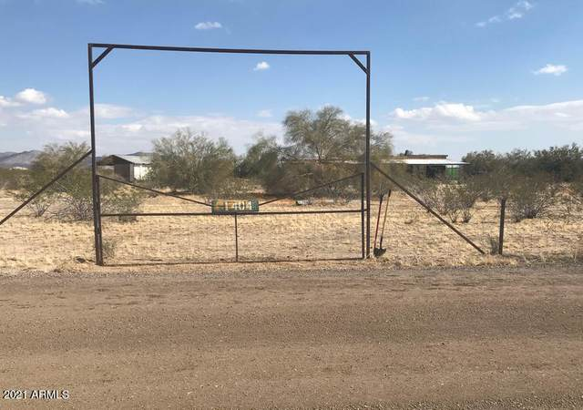 1404 N Palo Verde Road, Buckeye, AZ 85396 (MLS #6195428) :: Yost Realty Group at RE/MAX Casa Grande