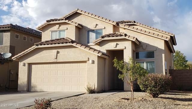 2850 W Peggy Drive, Queen Creek, AZ 85142 (MLS #6195473) :: The Ethridge Team