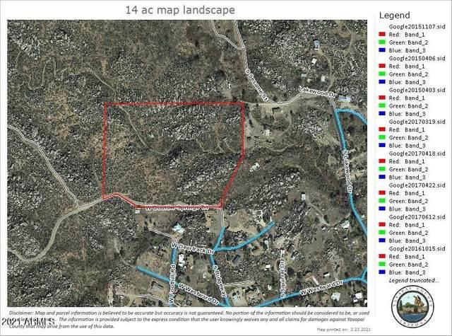0 Yavapai County, Yarnell, AZ 85362 (MLS #6195488) :: Yost Realty Group at RE/MAX Casa Grande