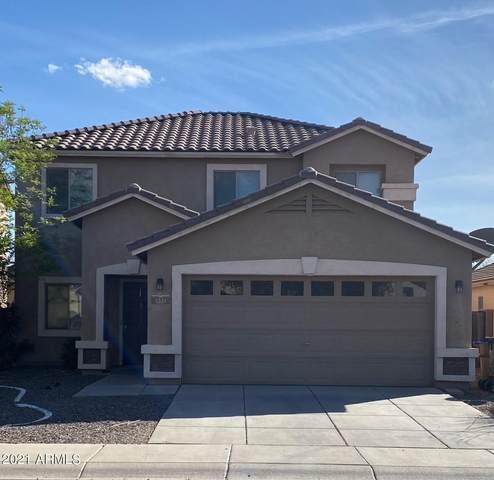 1231 W Wilson Avenue, Coolidge, AZ 85128 (MLS #6195507) :: Yost Realty Group at RE/MAX Casa Grande