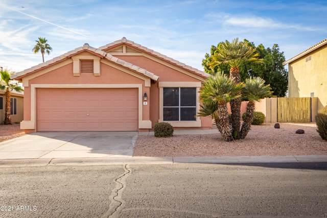 1741 S Clearview Avenue #3, Mesa, AZ 85209 (MLS #6195515) :: Midland Real Estate Alliance