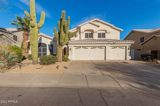15425 N 13TH Avenue, Phoenix, AZ 85023 (MLS #6195528) :: The Laughton Team
