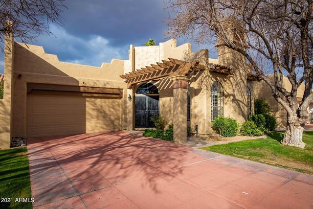 7955 E Chaparral Road #3, Scottsdale, AZ 85250 (MLS #6195529) :: Long Realty West Valley