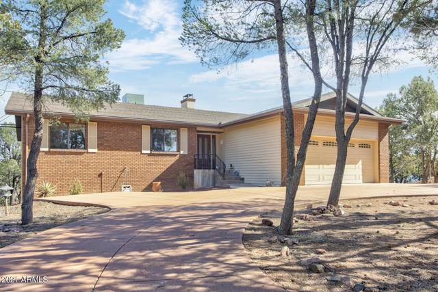 1307 N Camelot Drive, Payson, AZ 85541 (MLS #6195530) :: Yost Realty Group at RE/MAX Casa Grande