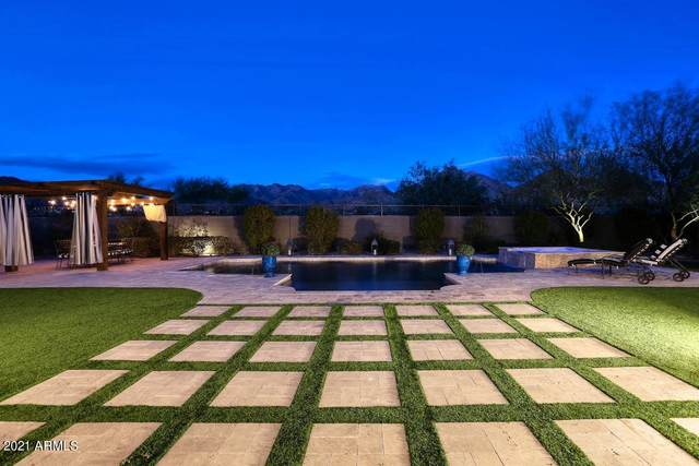 9978 E Desert Beauty Drive, Scottsdale, AZ 85255 (MLS #6195556) :: Kepple Real Estate Group