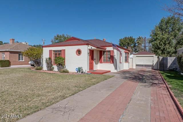 516 W Lewis Avenue, Phoenix, AZ 85003 (MLS #6195558) :: Executive Realty Advisors