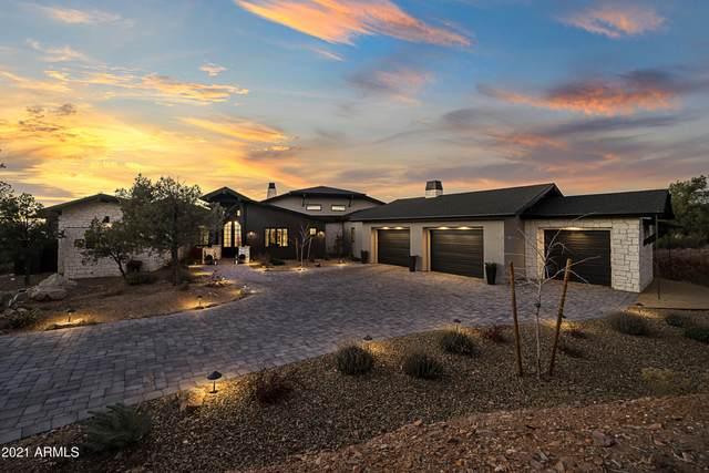 11800 W Lost Man Canyon Way, Prescott, AZ 86305 (MLS #6195571) :: Yost Realty Group at RE/MAX Casa Grande