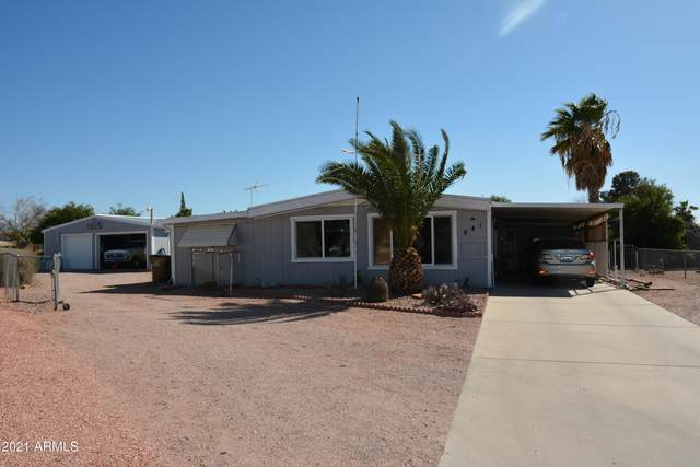 641 S 86 Street, Mesa, AZ 85208 (MLS #6195586) :: Conway Real Estate