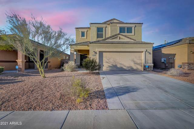 29972 W Monterey Drive, Buckeye, AZ 85396 (MLS #6195590) :: Executive Realty Advisors