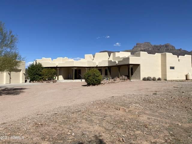 257 S Happy Trail Road, Apache Junction, AZ 85119 (MLS #6195605) :: Yost Realty Group at RE/MAX Casa Grande