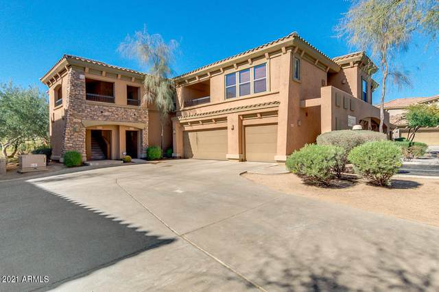 19700 N 76TH Street #1110, Scottsdale, AZ 85255 (MLS #6195622) :: Long Realty West Valley