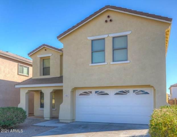 961 E Doris Street, Avondale, AZ 85323 (MLS #6195636) :: Yost Realty Group at RE/MAX Casa Grande