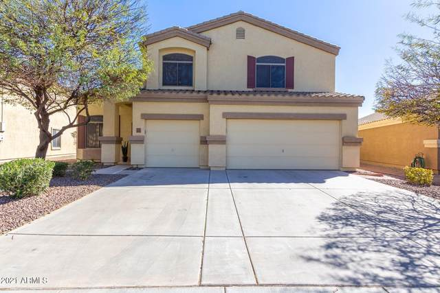36787 W Leonessa Avenue, Maricopa, AZ 85138 (MLS #6195646) :: Yost Realty Group at RE/MAX Casa Grande