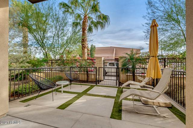 7300 E Earll Drive #1007, Scottsdale, AZ 85251 (MLS #6195651) :: Devor Real Estate Associates