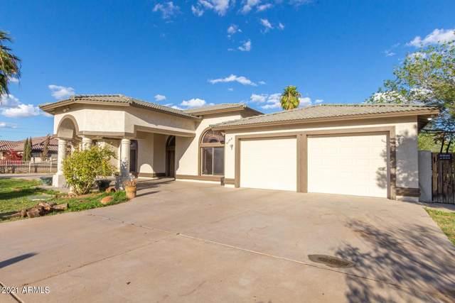 6105 S 64TH Drive, Laveen, AZ 85339 (MLS #6195680) :: Yost Realty Group at RE/MAX Casa Grande