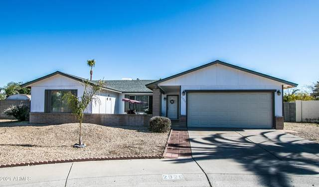 2926 E Michelle Drive, Phoenix, AZ 85032 (MLS #6195750) :: Long Realty West Valley