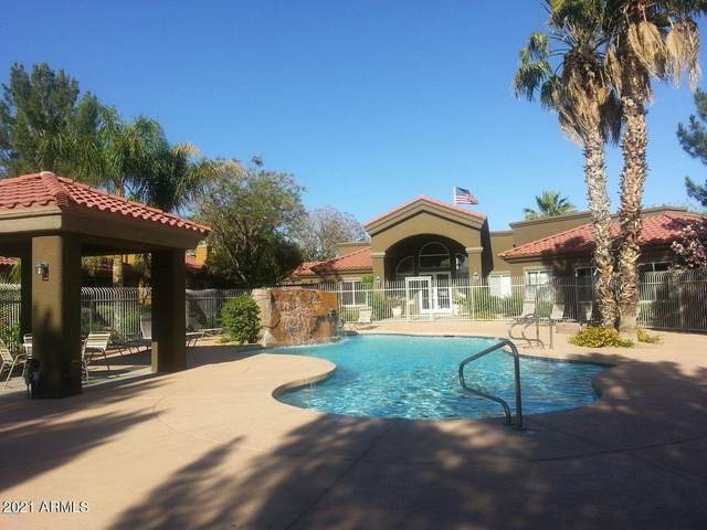 2929 W Yorkshire Drive #1011, Phoenix, AZ 85027 (MLS #6195793) :: Devor Real Estate Associates