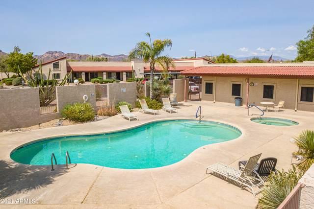 1440 N Idaho Road #1055, Apache Junction, AZ 85119 (MLS #6195798) :: The Laughton Team