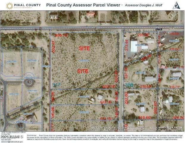 0 W Hunt Highway, Queen Creek, AZ 85142 (#6195799) :: The Josh Berkley Team