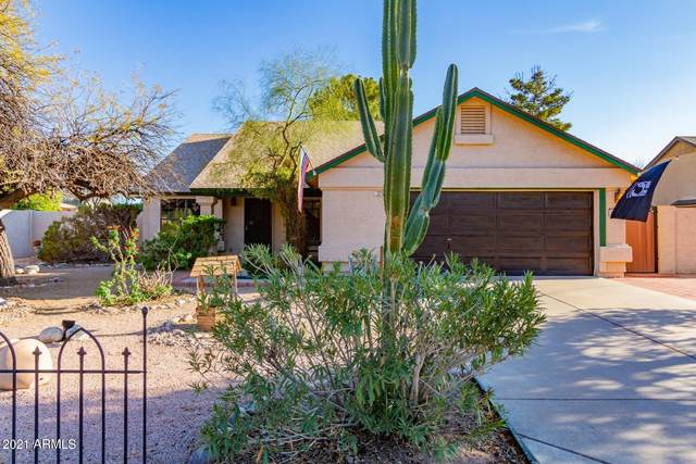 3007 E Leland Street, Mesa, AZ 85213 (MLS #6195818) :: Devor Real Estate Associates