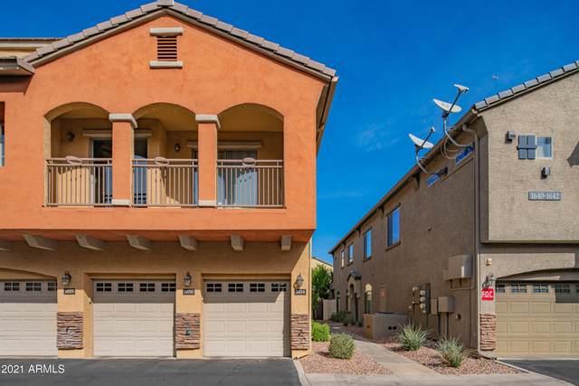2402 E 5TH Street #1634, Tempe, AZ 85281 (MLS #6195823) :: Yost Realty Group at RE/MAX Casa Grande