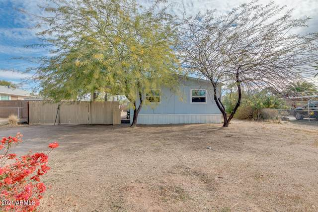 891 S Warner Drive, Apache Junction, AZ 85120 (MLS #6195879) :: Long Realty West Valley