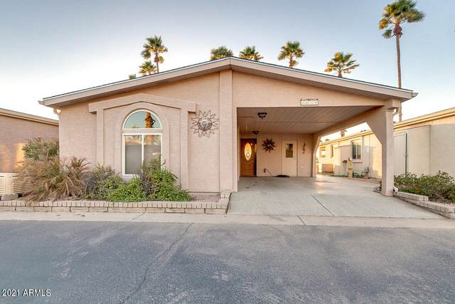 6074 S Oakmont Drive, Chandler, AZ 85249 (MLS #6195913) :: Long Realty West Valley