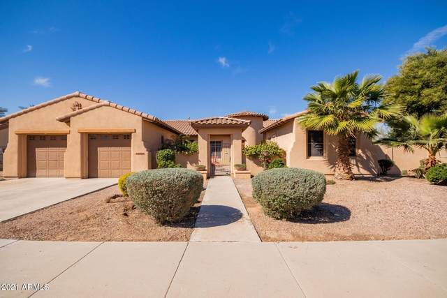 14573 W Sheridan Street, Goodyear, AZ 85395 (MLS #6195937) :: The Garcia Group
