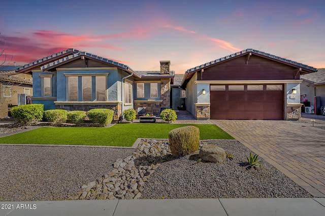 5761 S Fawn Avenue, Gilbert, AZ 85298 (MLS #6195956) :: Yost Realty Group at RE/MAX Casa Grande