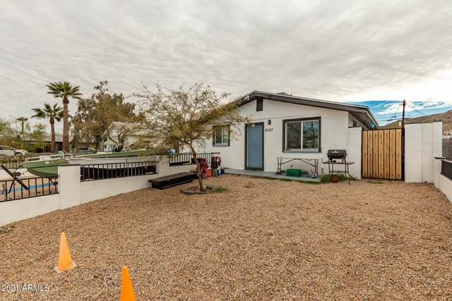 9107 N 13TH Street, Phoenix, AZ 85020 (MLS #6195961) :: Nate Martinez Team