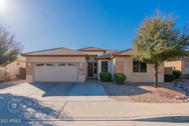 806 S 119TH Avenue, Avondale, AZ 85323 (MLS #6195971) :: Yost Realty Group at RE/MAX Casa Grande