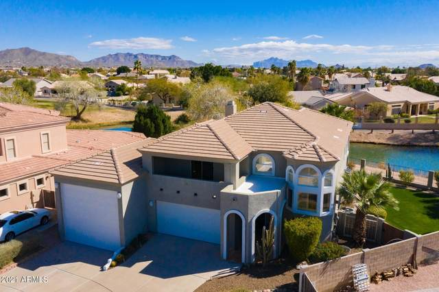 2603 N Platina Circle, Mesa, AZ 85215 (MLS #6195983) :: Devor Real Estate Associates