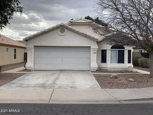 246 S Oakland, Mesa, AZ 85206 (MLS #6196002) :: Yost Realty Group at RE/MAX Casa Grande