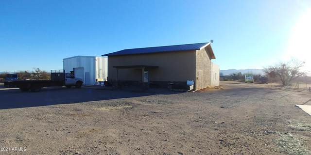 5351 S Moson Road #5357, Sierra Vista, AZ 85650 (MLS #6196024) :: The Luna Team
