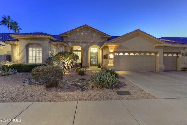 5011 E Bluefield Avenue, Scottsdale, AZ 85254 (MLS #6196097) :: Yost Realty Group at RE/MAX Casa Grande